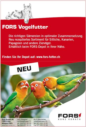 Fors Vogelfutter
